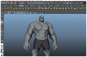 modeling 3d animation